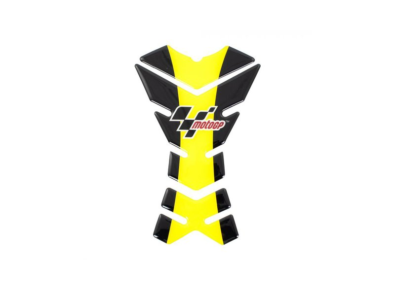 Protecteur de réservoir MotoGP™ Effet Jaune