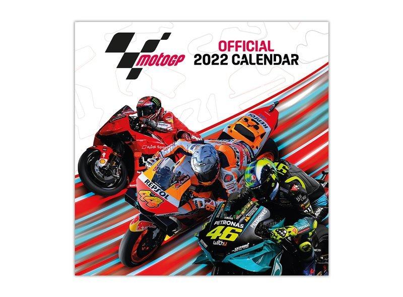 Calendario Oficial MotoGP™ 2022