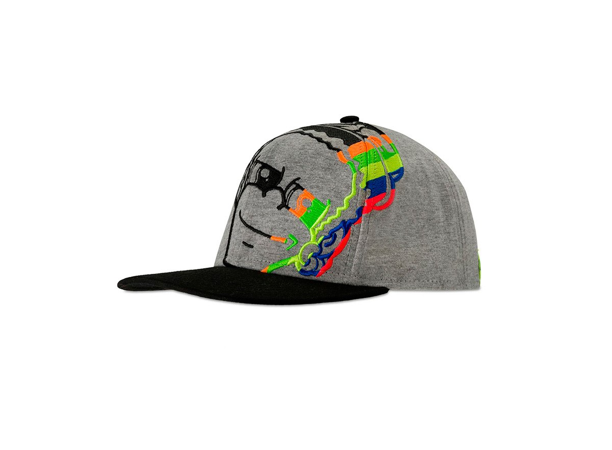 63ab6f5ee52 VR46 Valentino Rossi - The Doctor Rossi 46 Cap