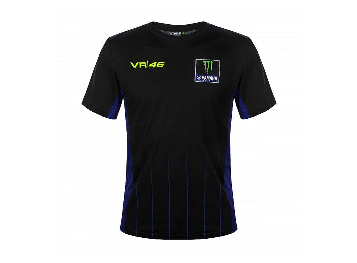 MotoGP VR46 Valentino Rossi Kids Race T-Shirt The Doctor 46