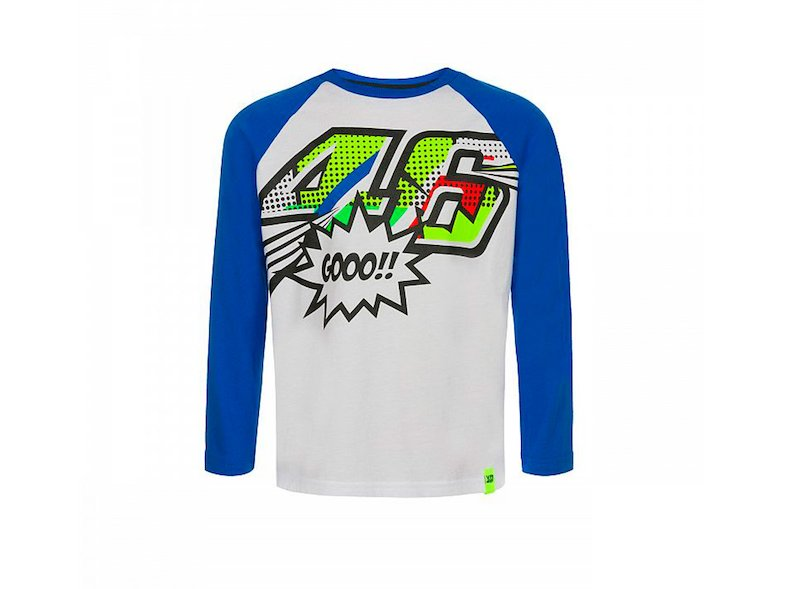 Camiseta niño VR46 Pop Art
