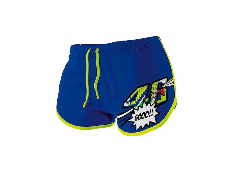 Rossi woman's Pop Art shorts