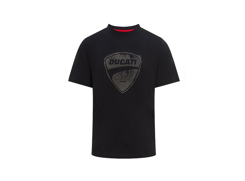T-Shirt Flock Ducati - White