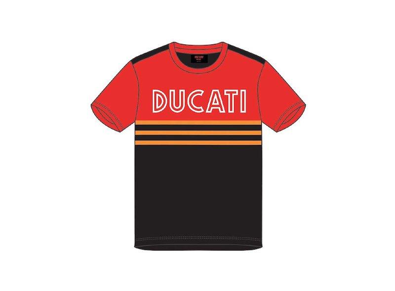 Camiseta Ducati History 750 SS