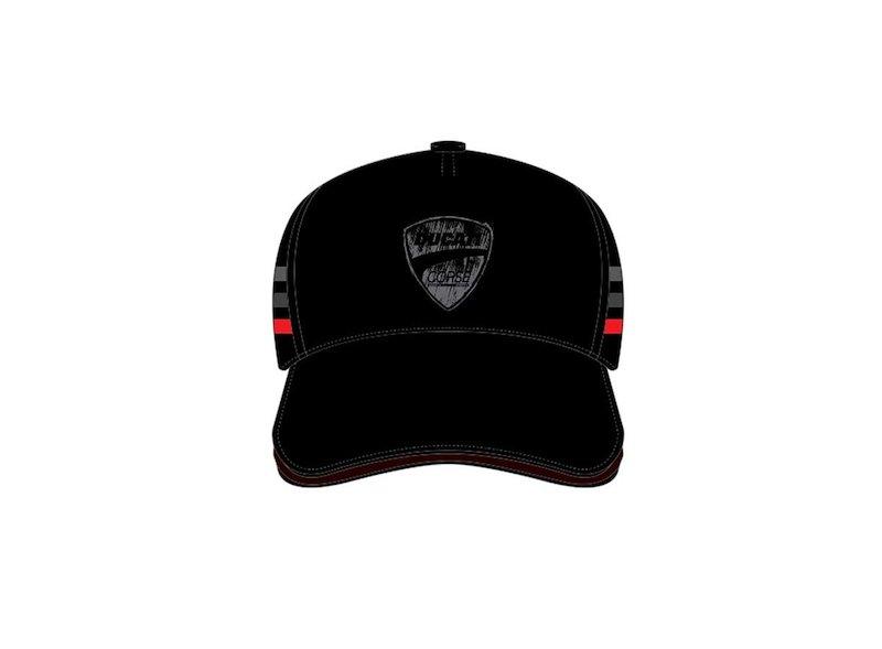 Casquette noire Ducati