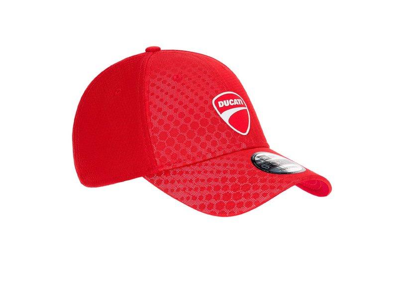 Cappellino Ducati New Era Exagon - Red
