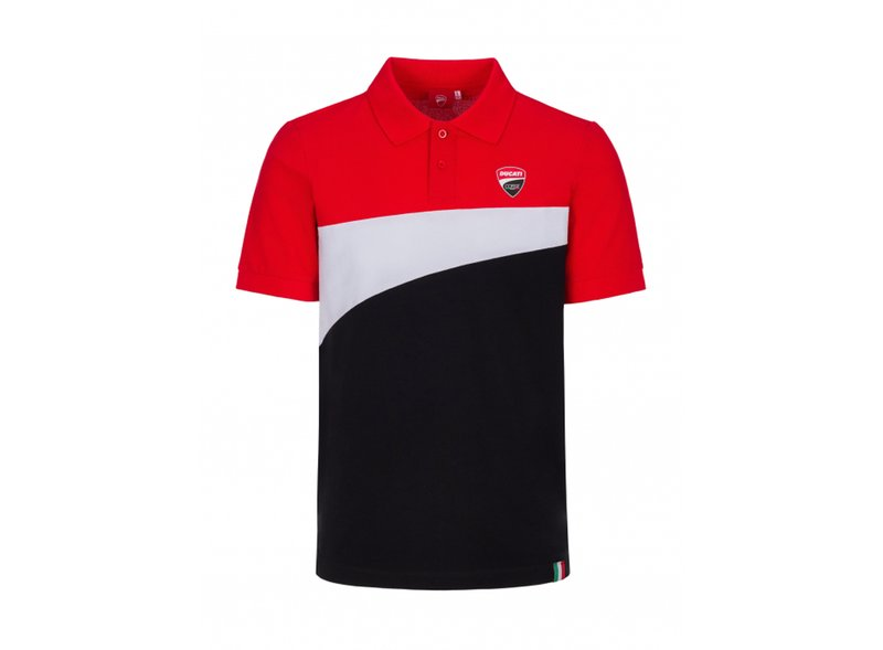 Ducati Corse Polo shirt - Red