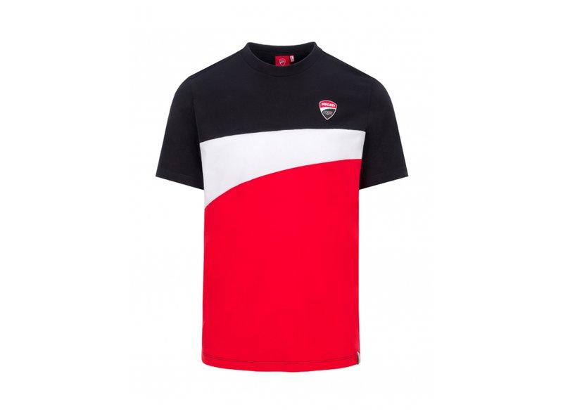 T-shirt logo Ducati Corse - Black
