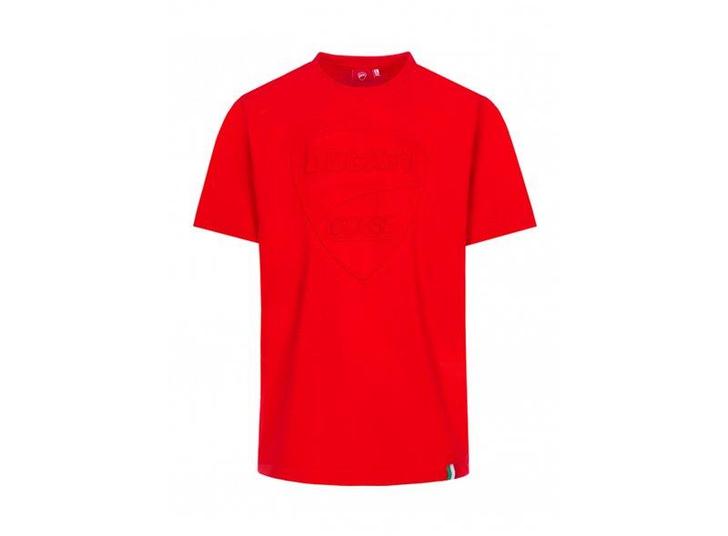 Ducati Tonal Logo T-shirt - Red
