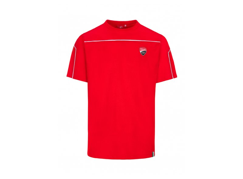 T-shirt Ducati Corse Mesh - Red
