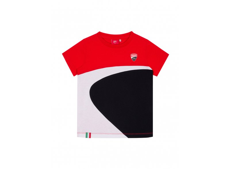 T-shirt Ducati Corse Enfant - Red