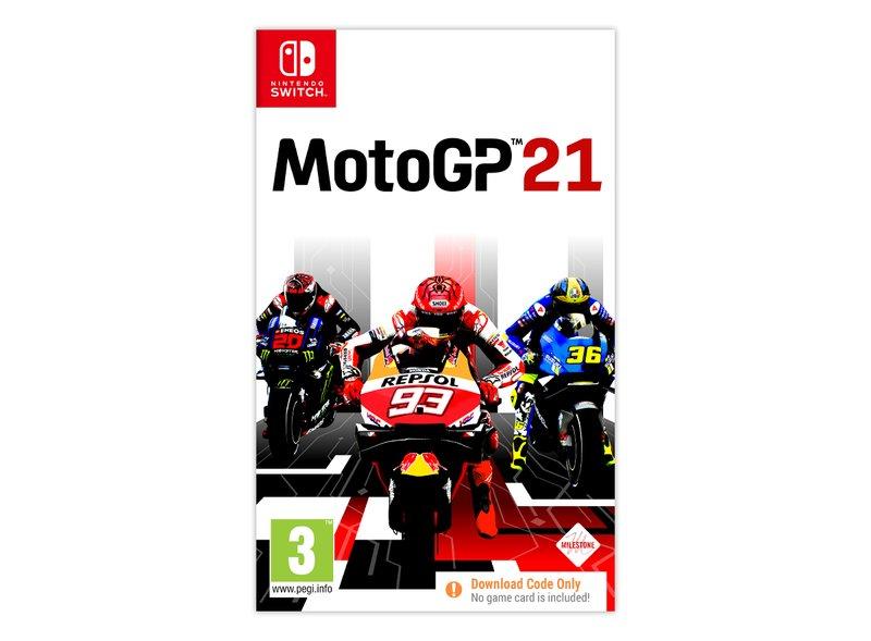 Nintendo Switch MotoGP™ 21 - Black