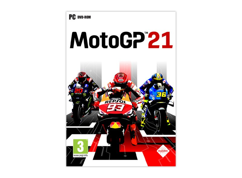 PC MotoGP™ 21 - Black