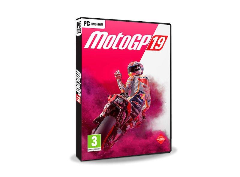 PC MotoGP 2019 - White