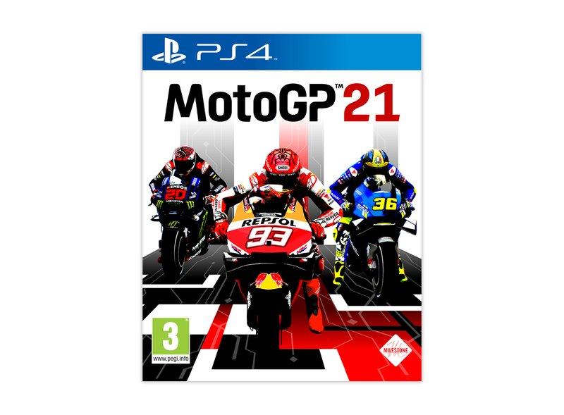 PS4 MotoGP™ 21 - Black