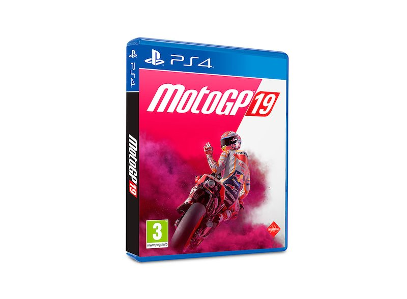 PS4 MotoGP 2019 - White