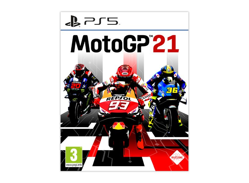 PS5 MotoGP™ 21 - Black
