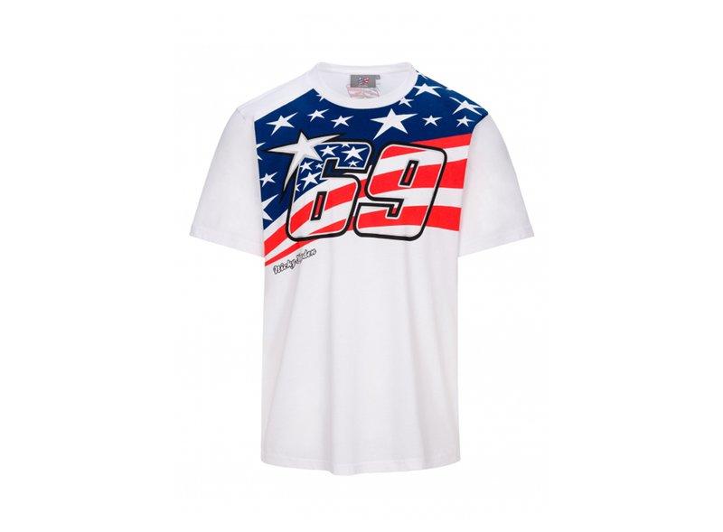Tee-shirt Hayden 69 bannière