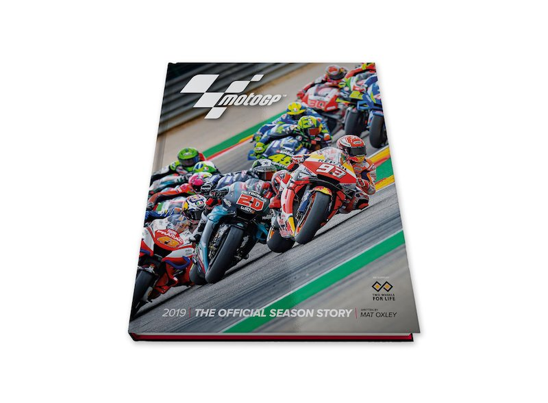 MotoGP™2019 - The Official Season Story - White
