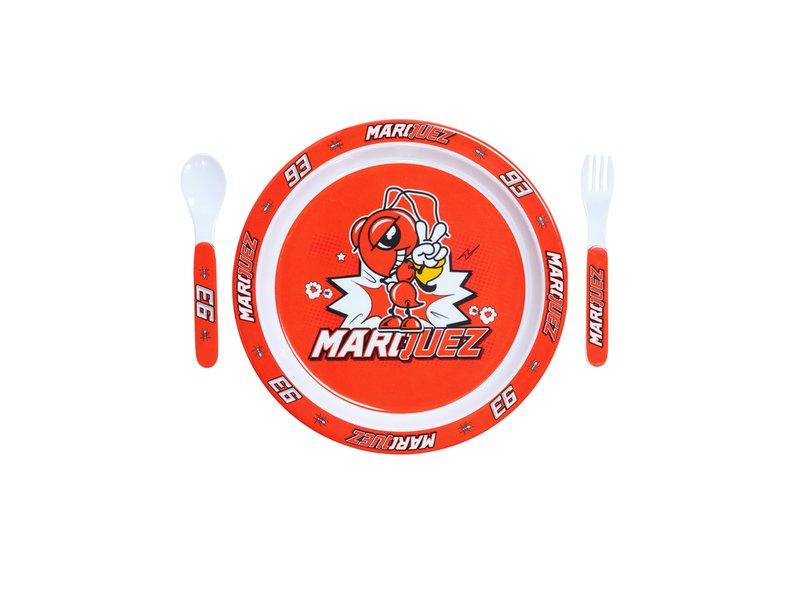 Set de Comida Marc Maquez