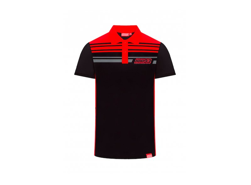 Striped MM93 Polo Team
