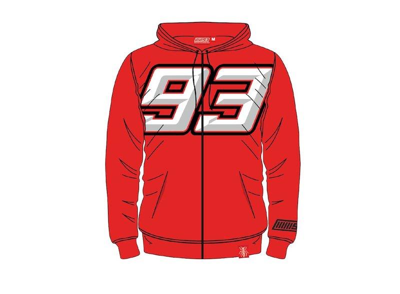 Marquez 93 Hoddie