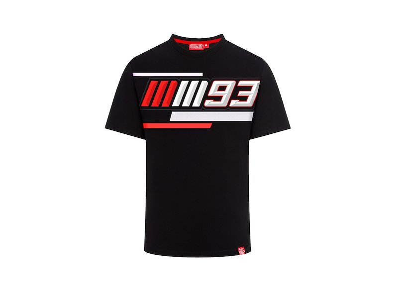 Camiseta negra MM93