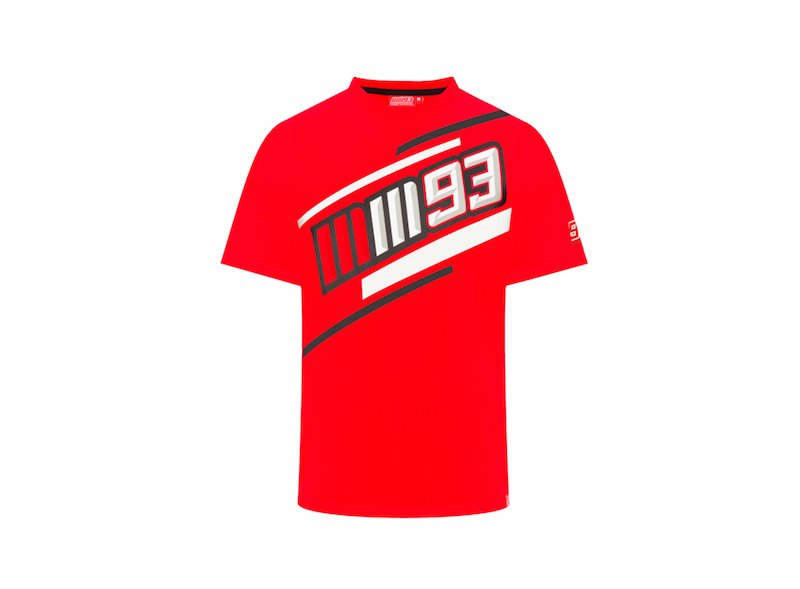 MM93 T-Shirt Marc - White