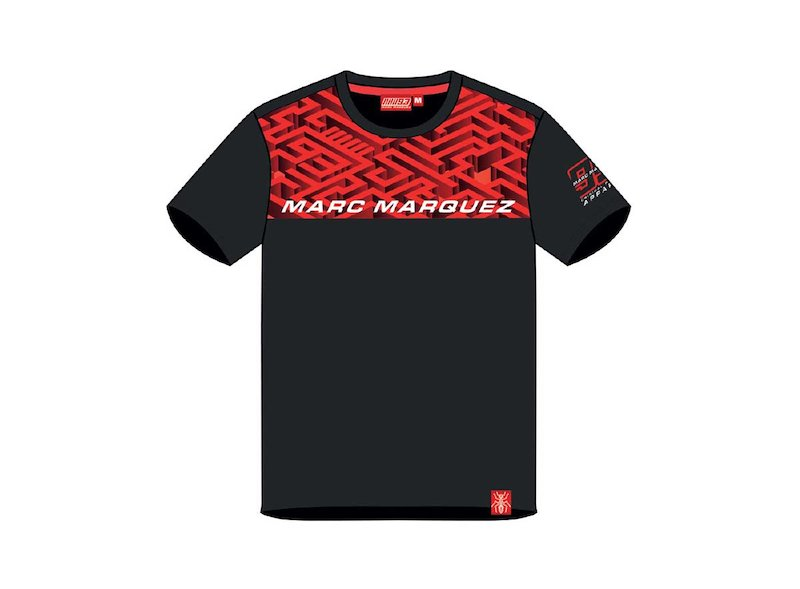 MM93 camiseta laberinto