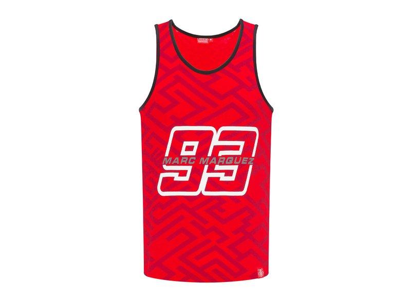 Camiseta de tirantes Marquez 93 Laberinto