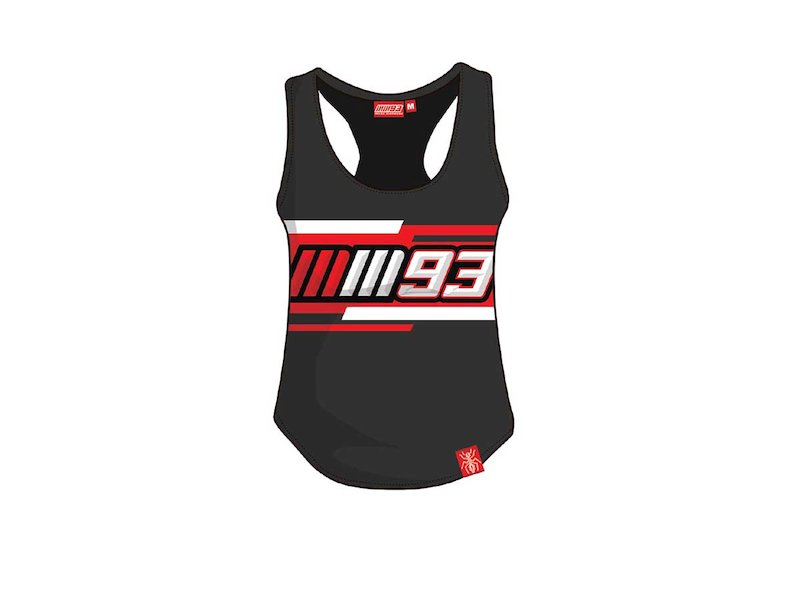 Tank Top Marquez 93 Mujer