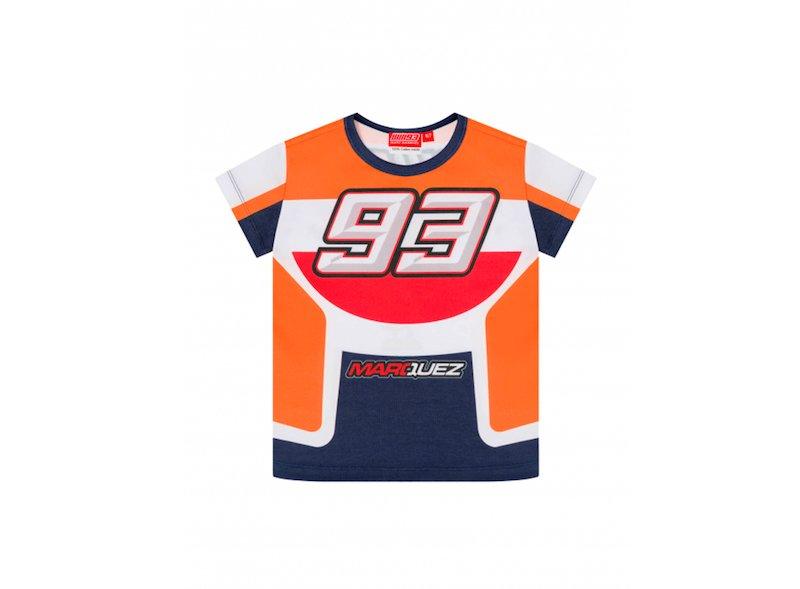 Camiseta niño Marquez-Repsol