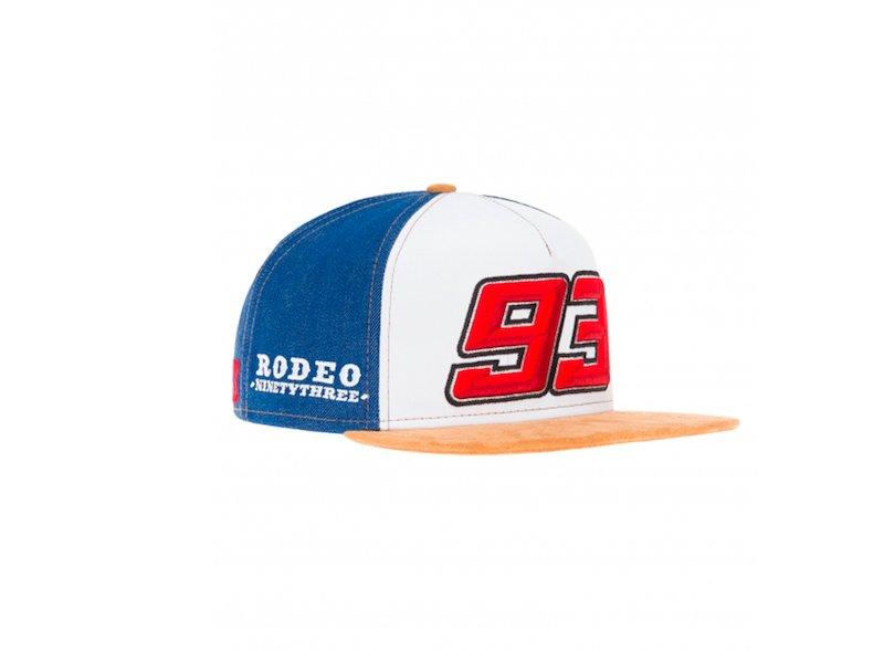 AUSTIN CAP 93 - White