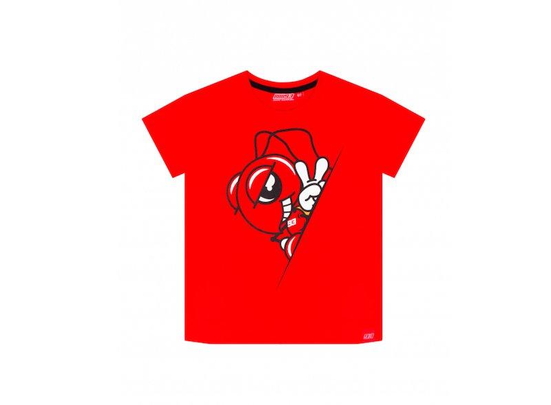 Camiseta niño 93 Hormiga roja