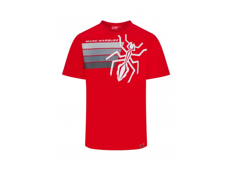 T-shirt Marquez Fourmi - Red
