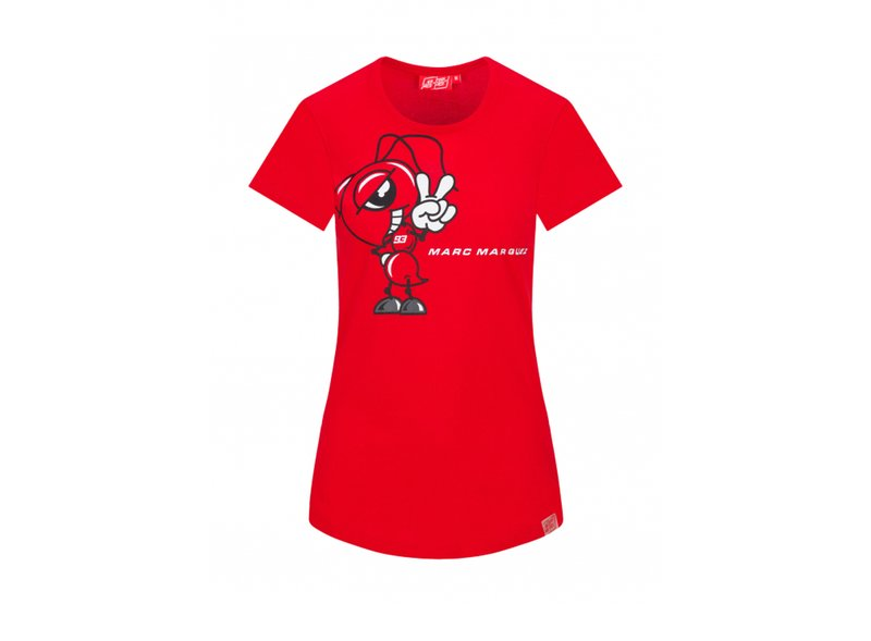 Marquez Ant T-shirt Woman - Red