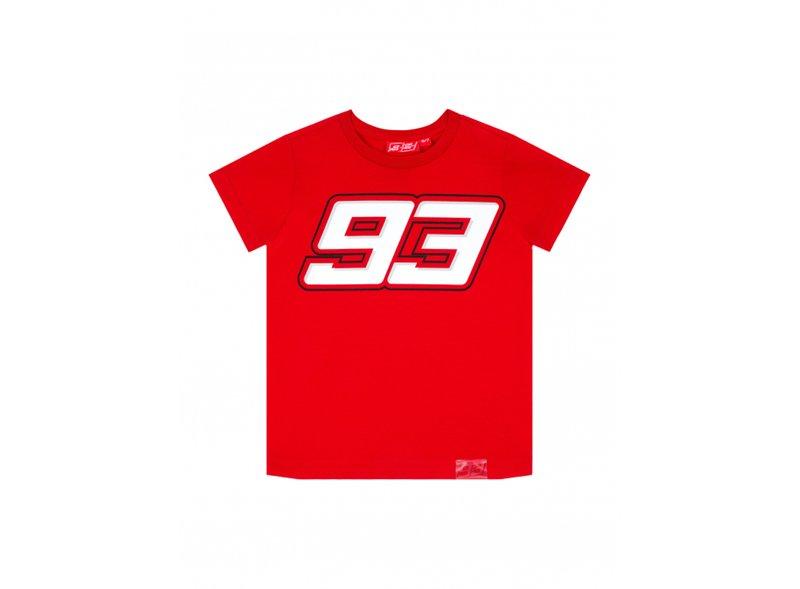 Camiseta Niño Marquez 93
