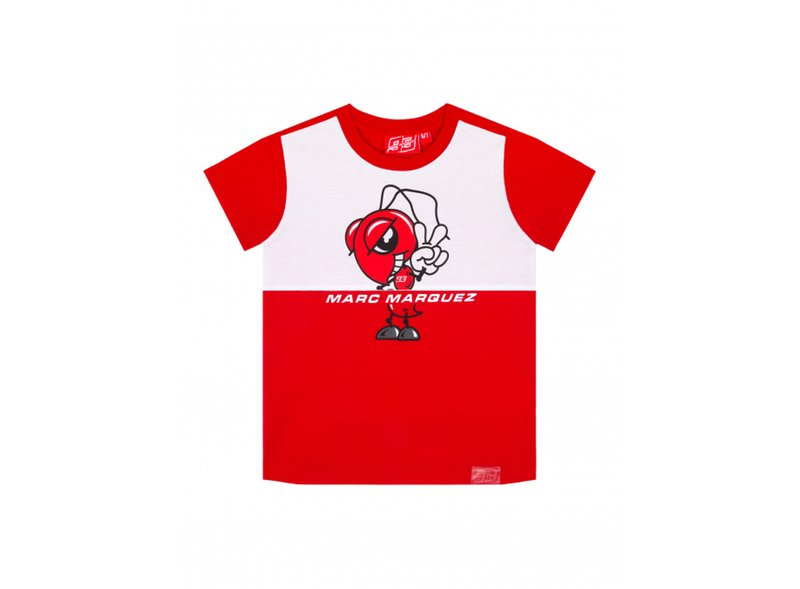 Kid Marquez Hormiga T-shirt - Red