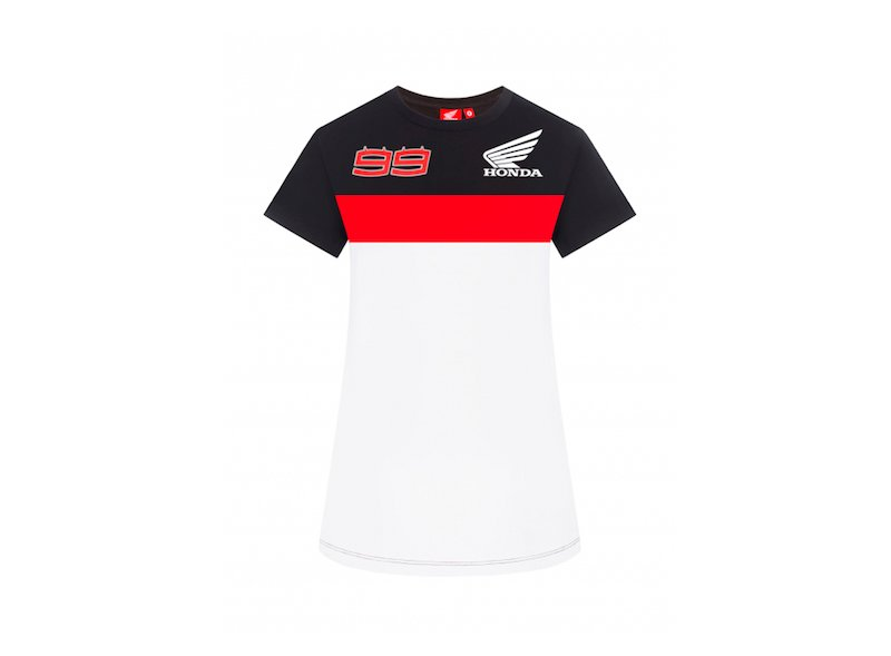 T-shirt Honda Lorenzo 99 Woman