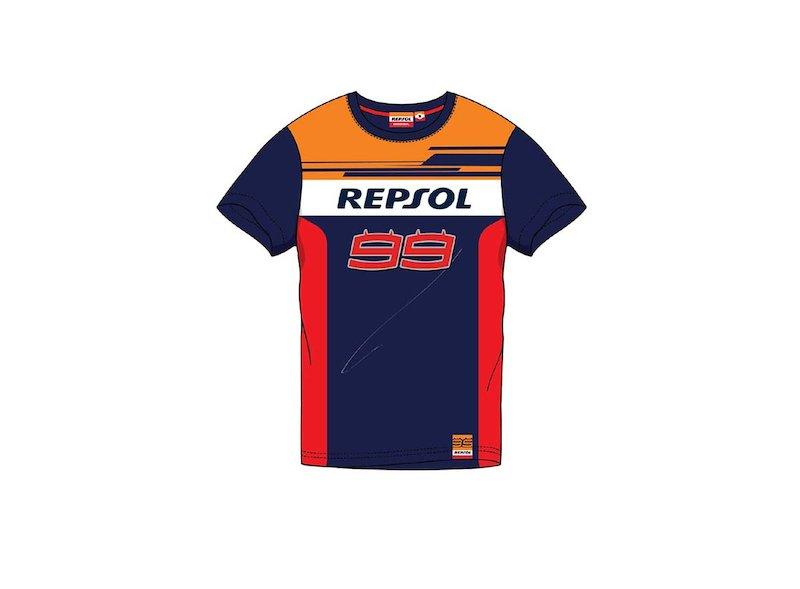 Camiseta Jorge Lorenzo Dual Repsol