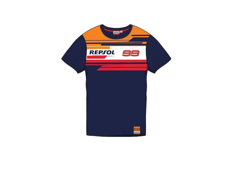 Camiseta niño Dual Repsol 99