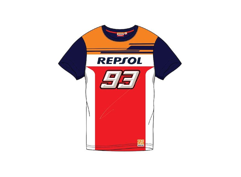 Dual Repsol T-Shirt Big 93