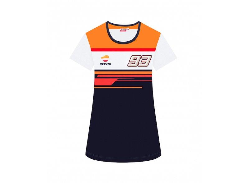 Honda Repsol Dual Marquez Women T-Shir