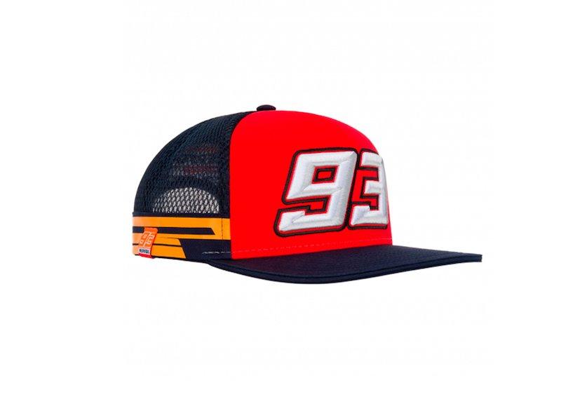 Cappellino Repsol Dual MM93