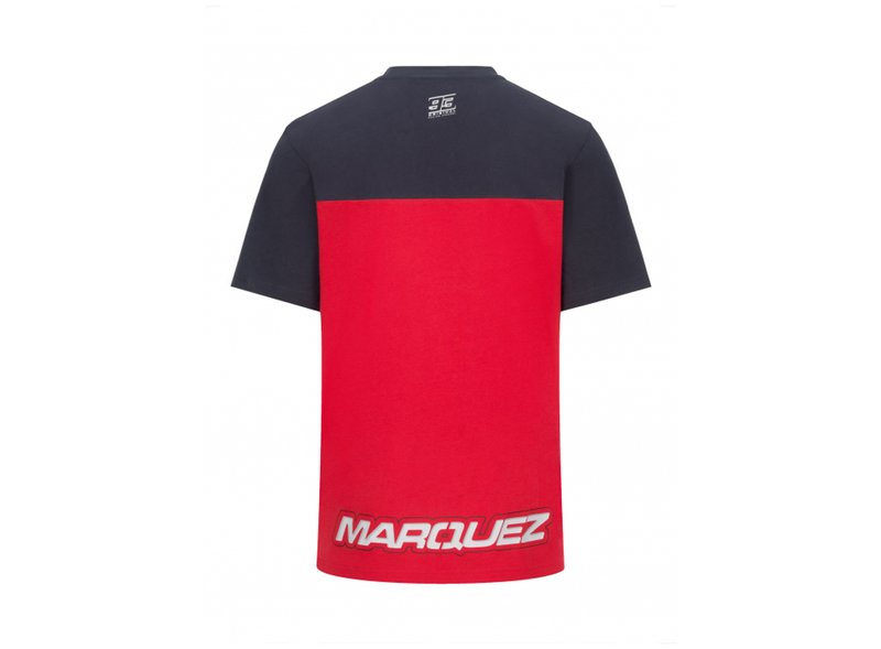 T-shirt Marc Marquez 93 Honda Dual