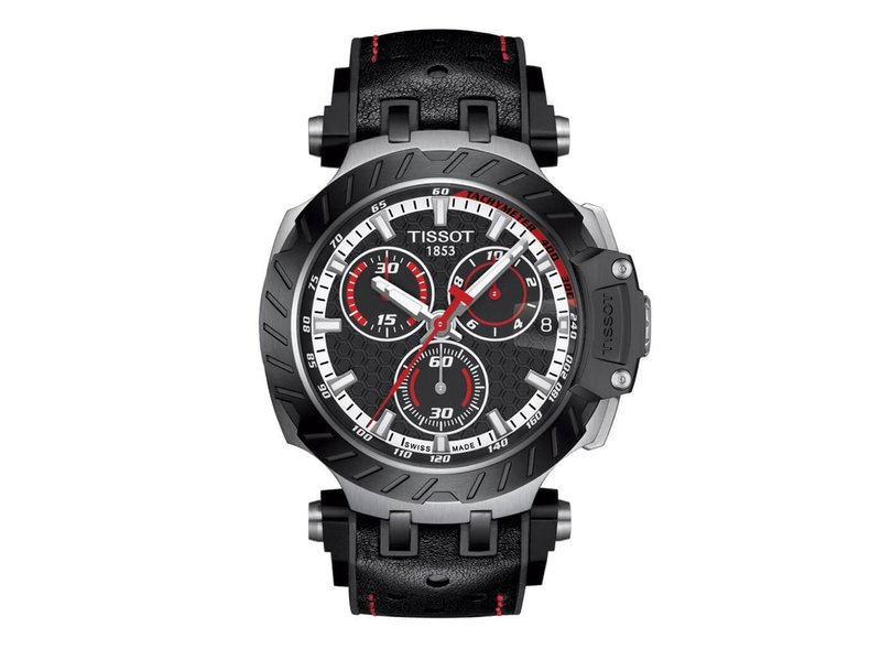 Tissot T-RaceMotoGP™ 2020 Chronograph Limited Edition - Black