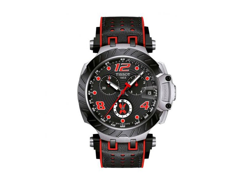 Tissot T-Race Jorge Lorenzo 2021 Limited Edition