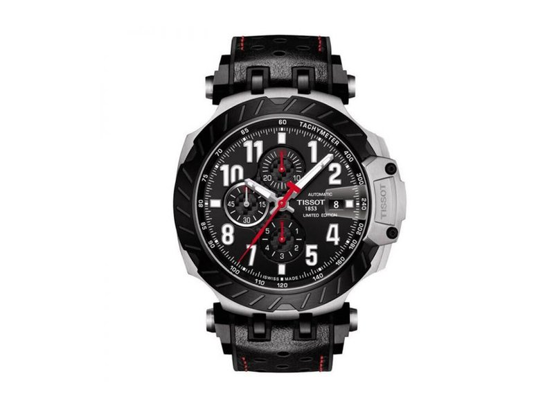 Tissot T-Race MotoGP™ 2020 Automatic Chronograph Limited Edition - Black