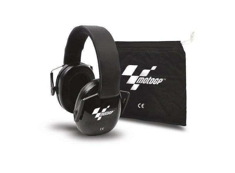 Casque Antibruit MotoGP™ Noir
