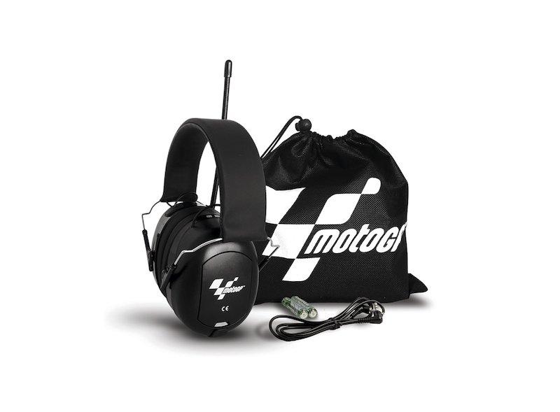 Earmuff Pro Radio MotoGP™ - White